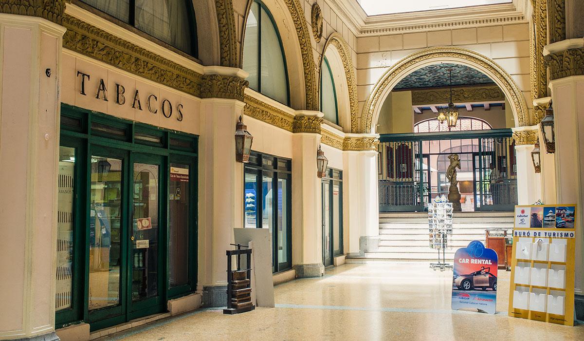 Hotel Mercure Sevilla - Tienda de Habanos