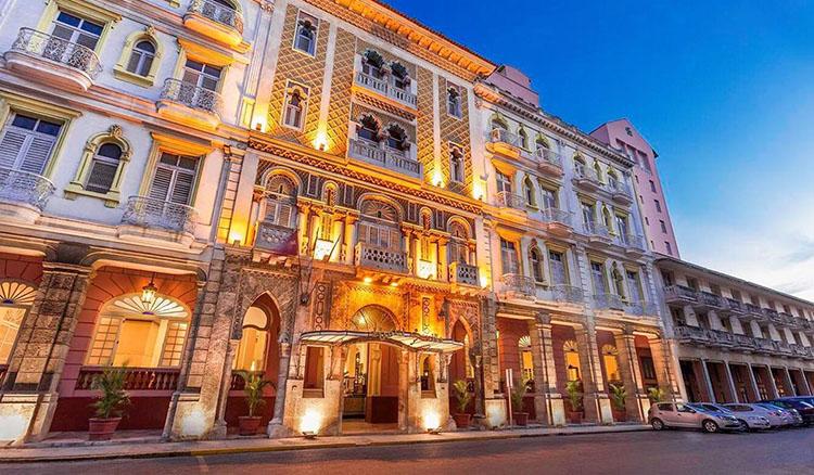 Hotel Mercure Sevilla, Old Havana
