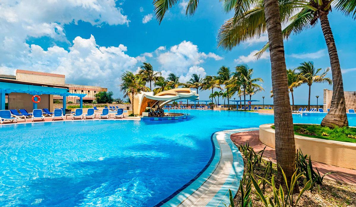 Hotel H10 Habana Panorama - Piscina