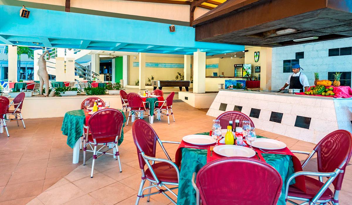 Hotel H10 Habana Panorama - Restaurant