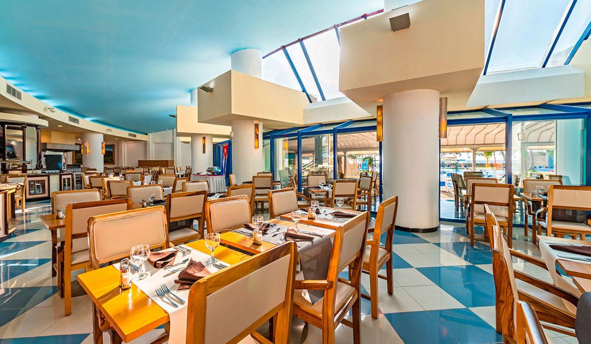 Hotel H10 Habana Panorama - Restaurante