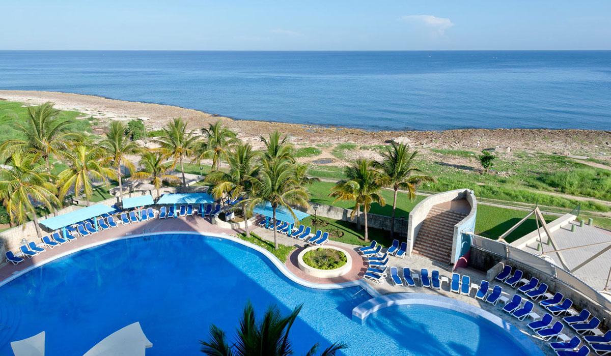 Hotel H10 Habana Panorama - Vista desde habitación