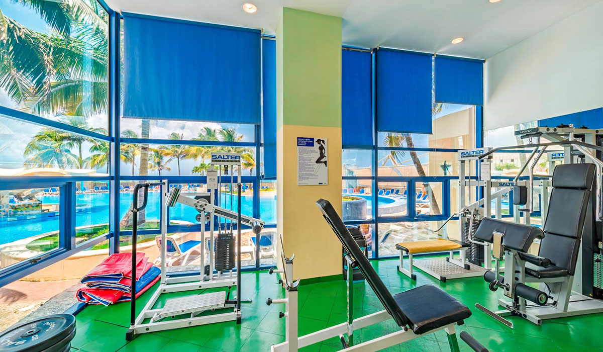 Hotel H10 Habana Panorama - Fitness center