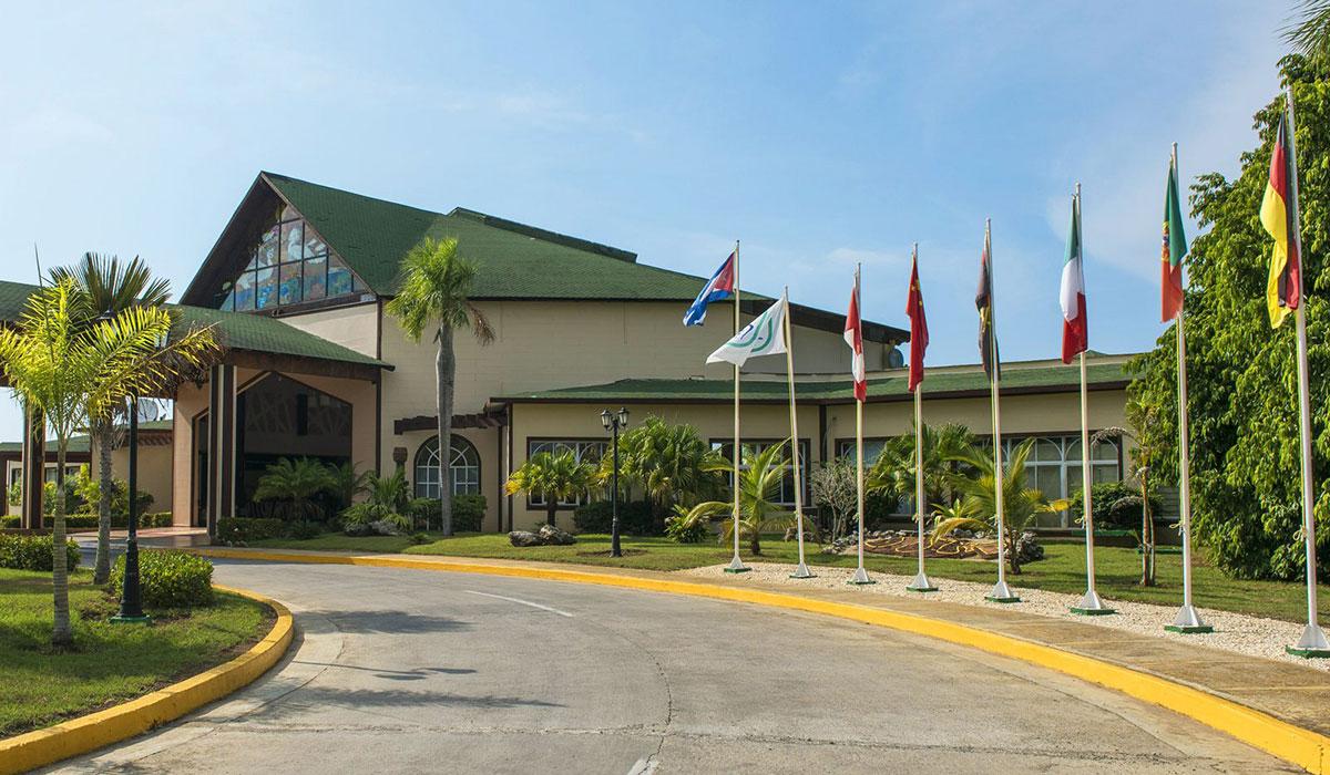 Hotel Playa Coco - Entrance