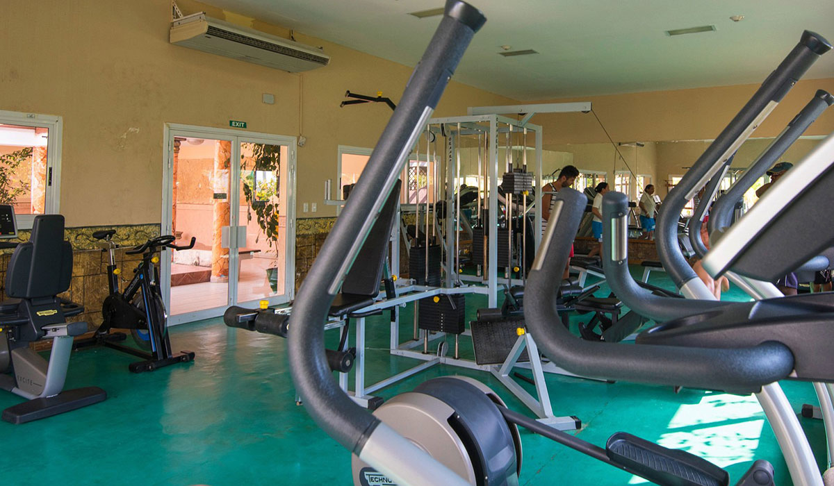 Hotel Playa Coco - Fitness center
