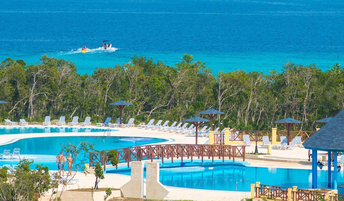 Hotel Fiesta Americana Holguín Costa Verde - Swimming Pool