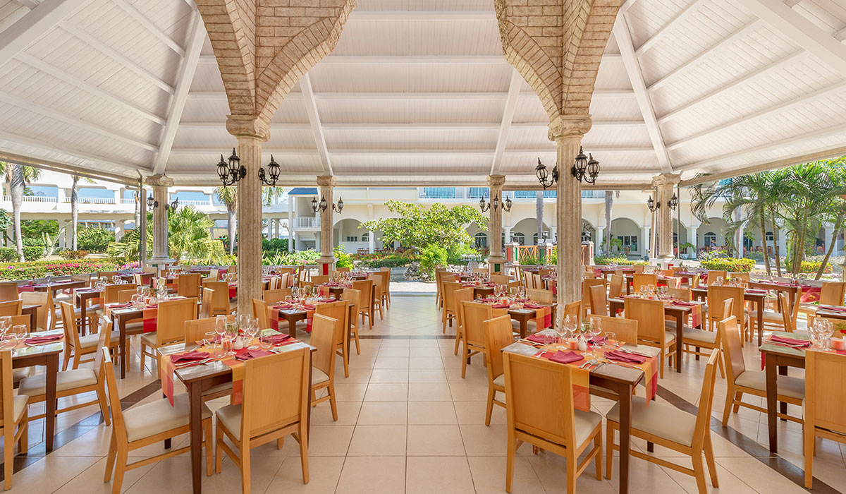 Hotel Fiesta Americana Holguín Costa Verde - Restaurante
