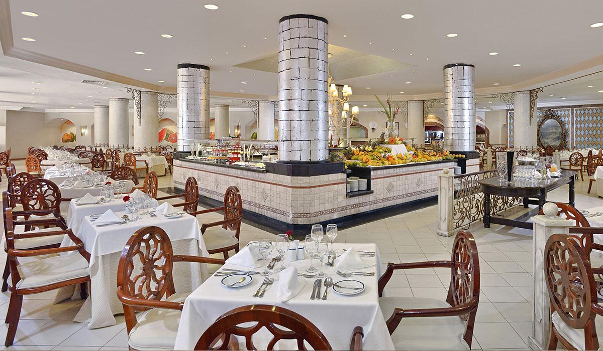 Hotel Meliá Varadero - Restaurante