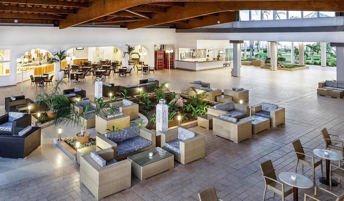 Hotel Sol Cayo Coco - Recepción