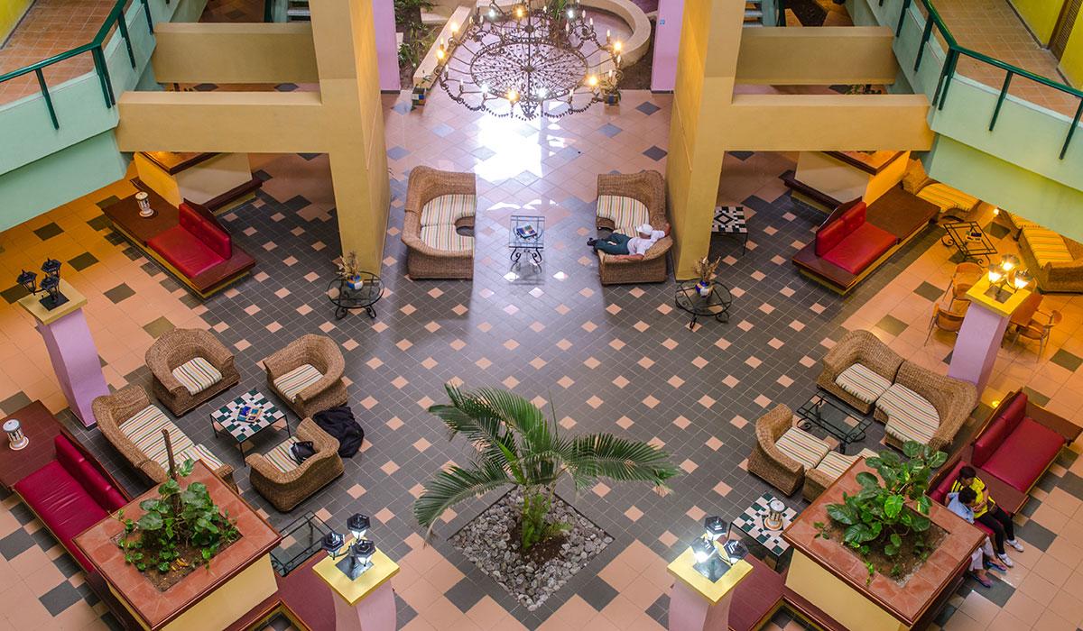 Hotel Starfish Montehabana - Lobby