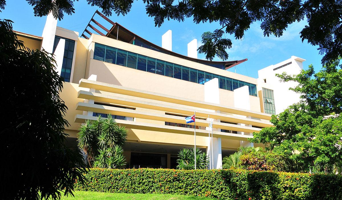 Hotel Starfish Montehabana - Facade