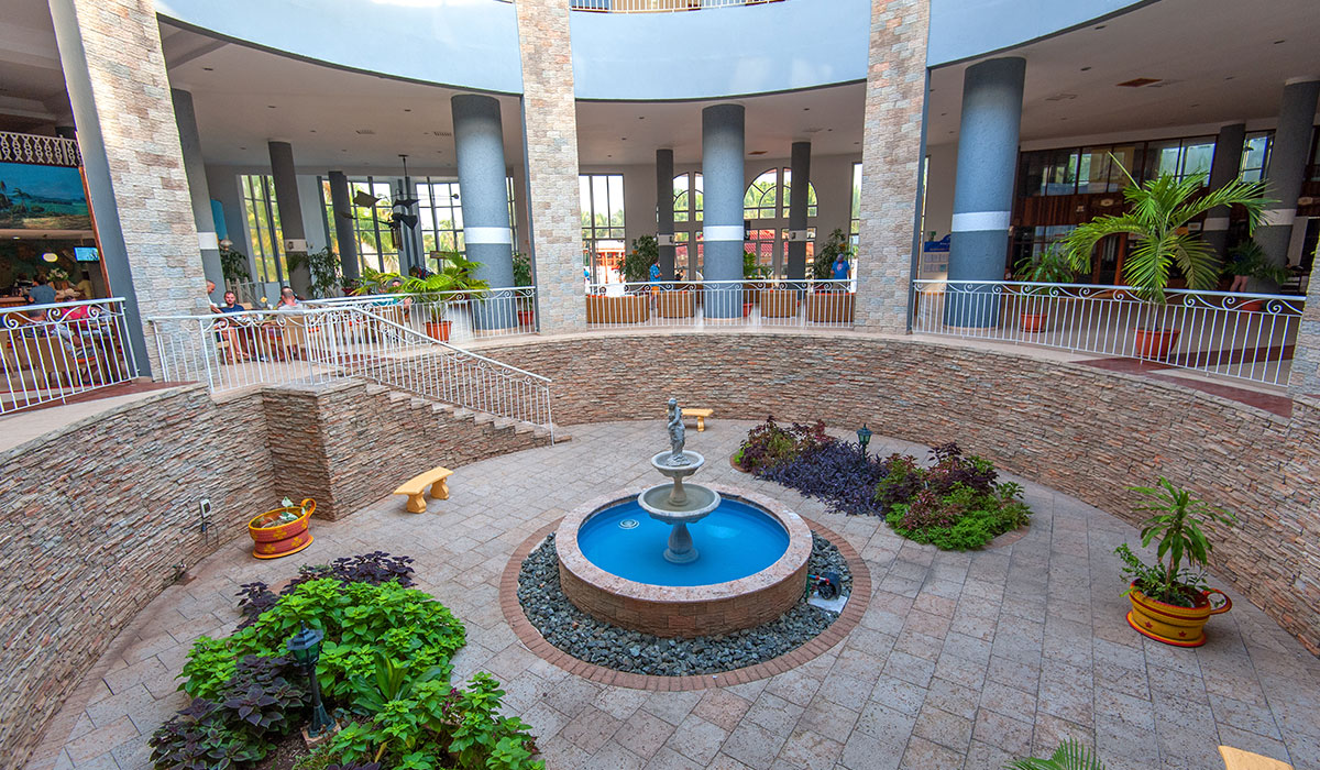Hotel Brisas del Caribe - Lobby