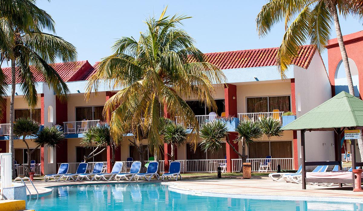 Hotel Brisas del Caribe - Piscina
