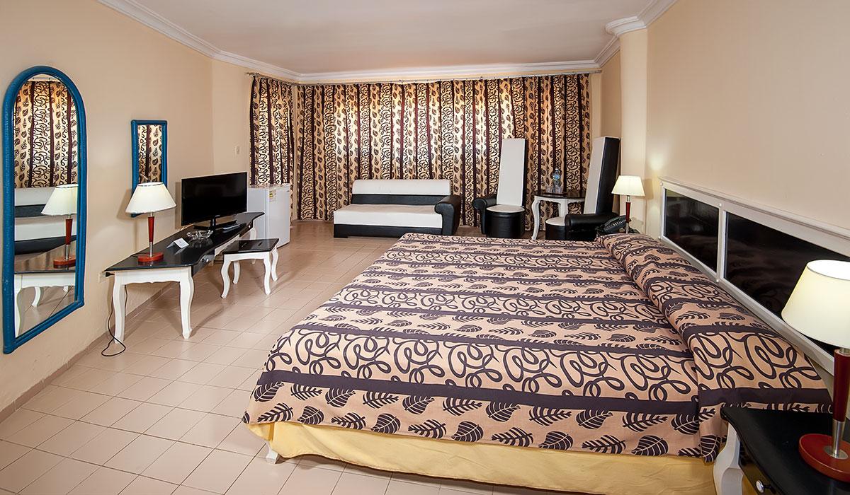 Hotel Brisas del Caribe - Habitación