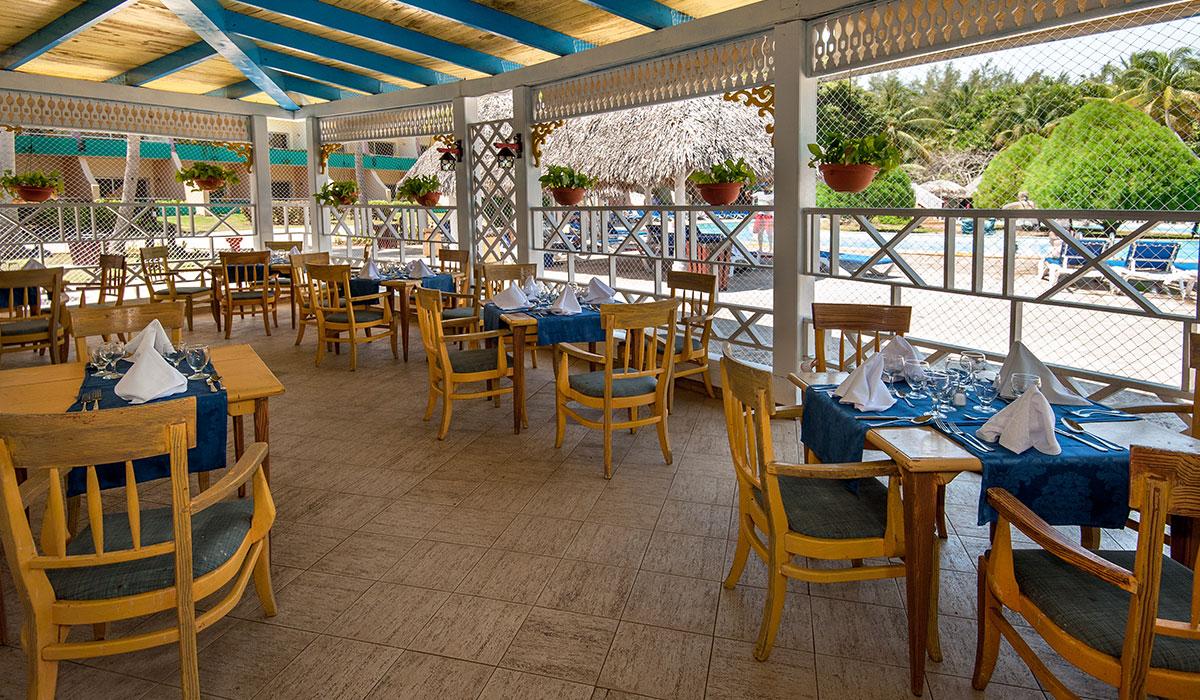 Hotel Brisas del Caribe - Restaurante