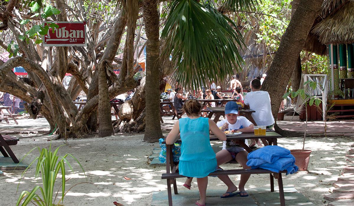 Hotel Brisas del Caribe - areas