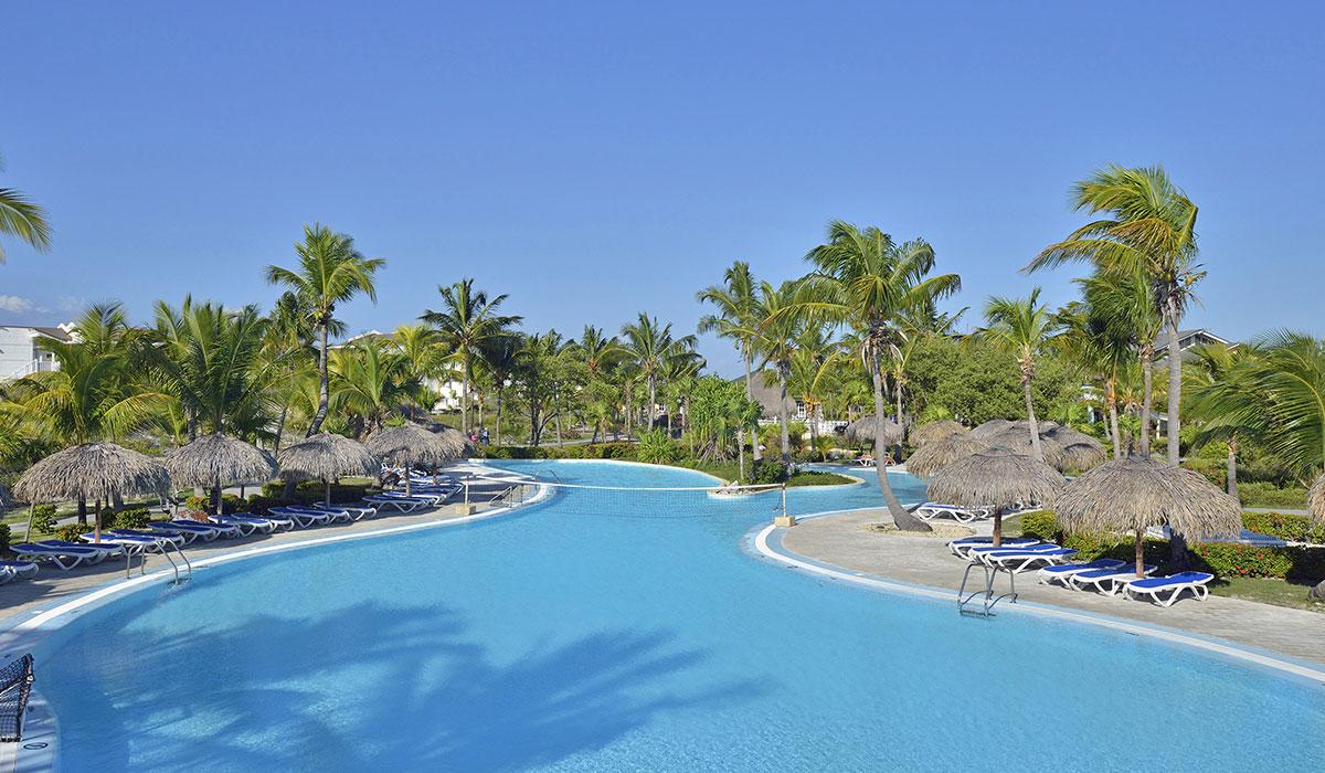 Hotel Sol Cayo Largo - Piscina