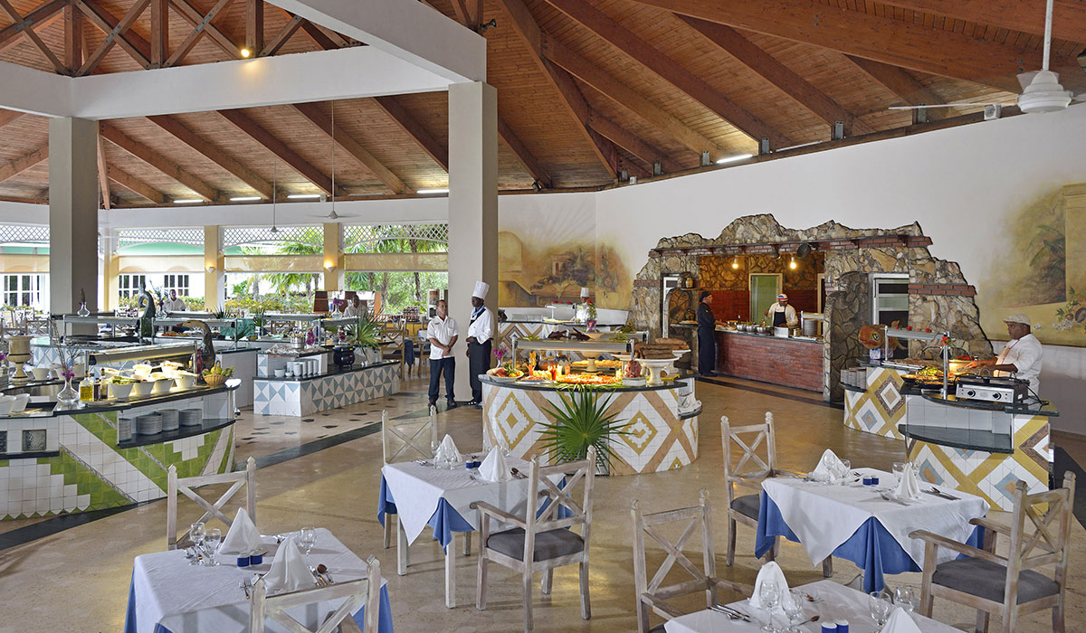 Hotel Sol Cayo Largo - Restaurante
