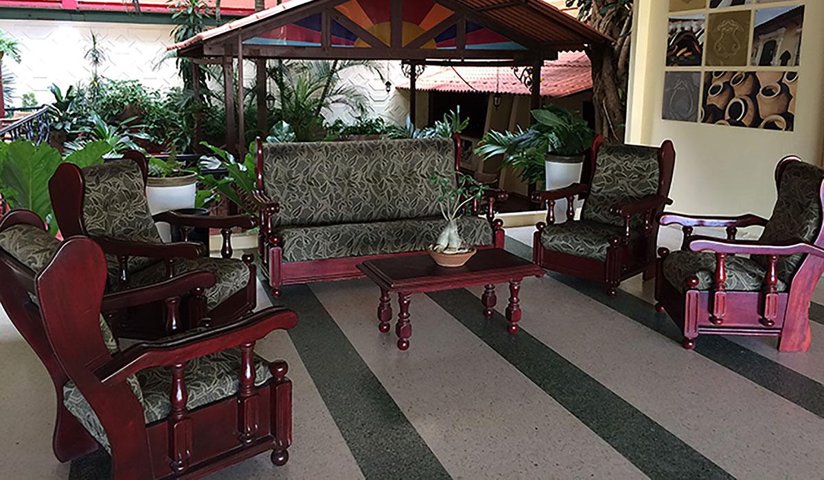 Hotel Camagüey - Lobby