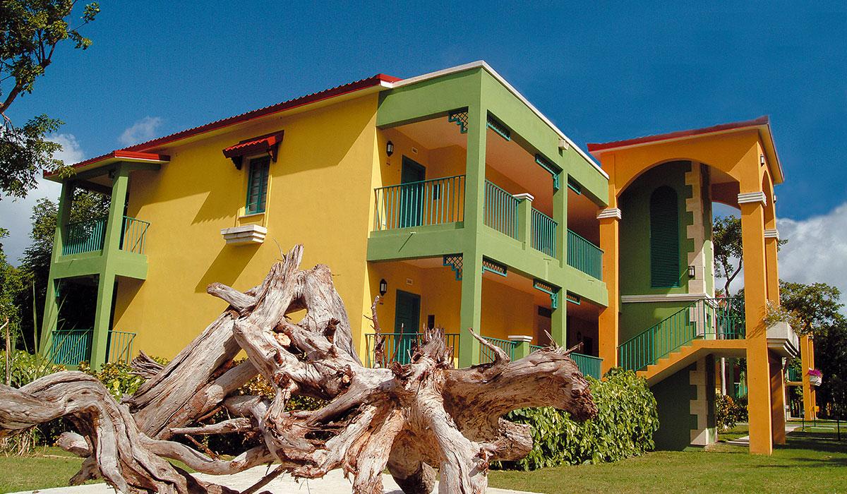Hotel Memories Holguín - Vista Externa