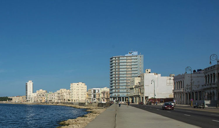 Hotel Deauville, Havana