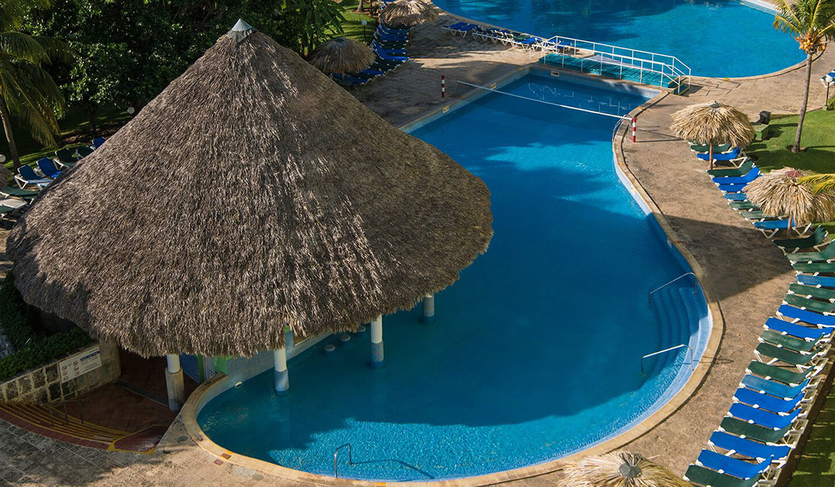 Hotel Allegro Palma Real - Piscina
