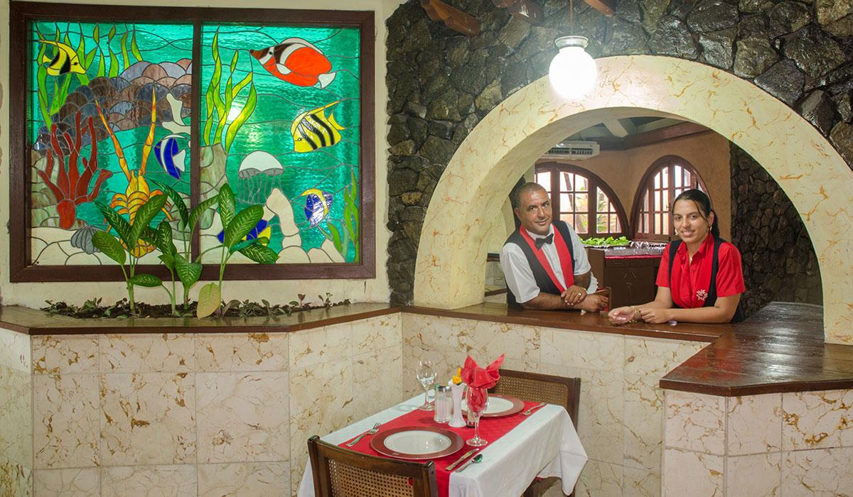 Hotel Dos Mares - Restaurant