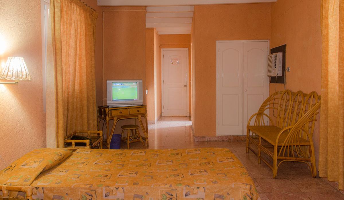 Hotel Dos Mares - Habitación