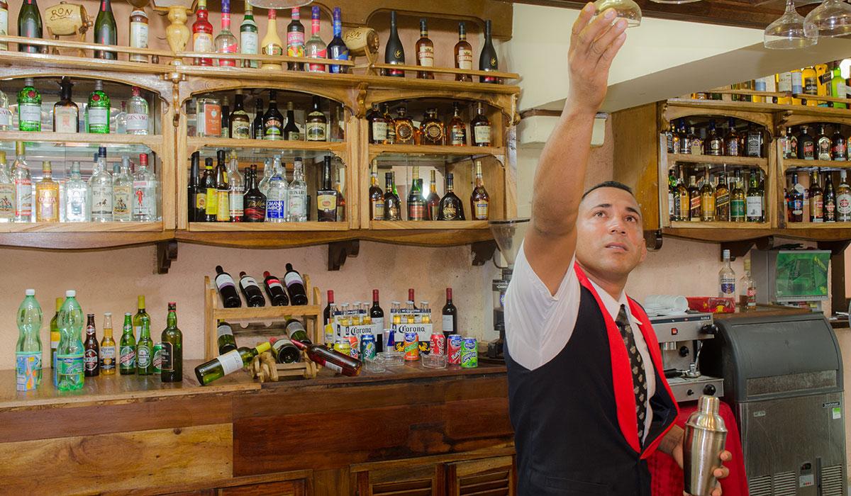 Hotel Dos Mares - Bar