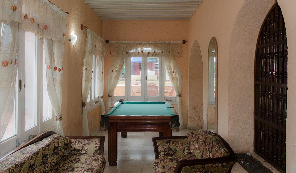 Hotel Dos Mares - Billar