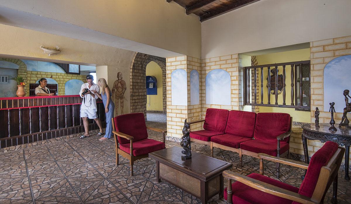 Hotel El Castillo - Lobby