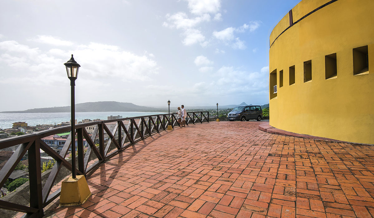 Hotel El Castillo - Vista