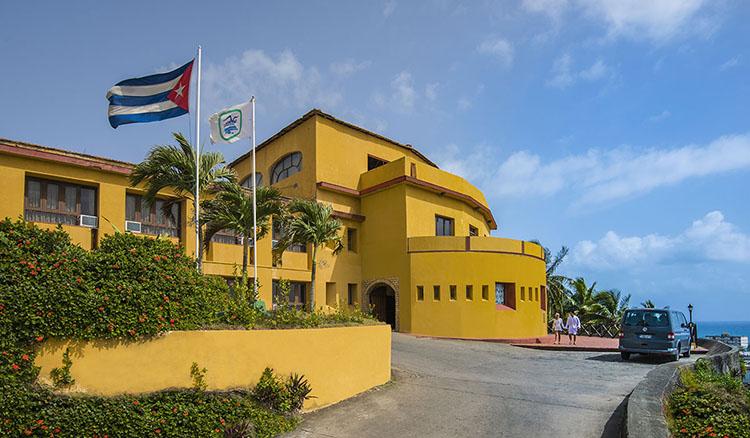 Hotel El Castillo, Baracoa, Guantanamo