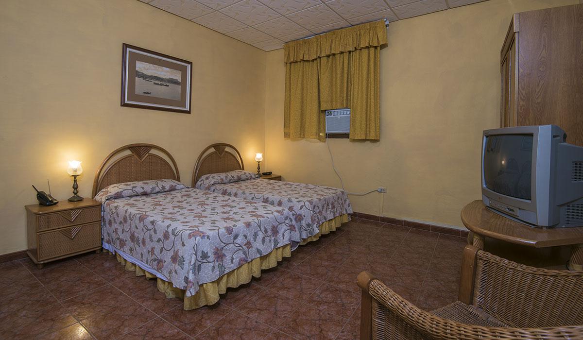 Hotel La Habanera - Habitación