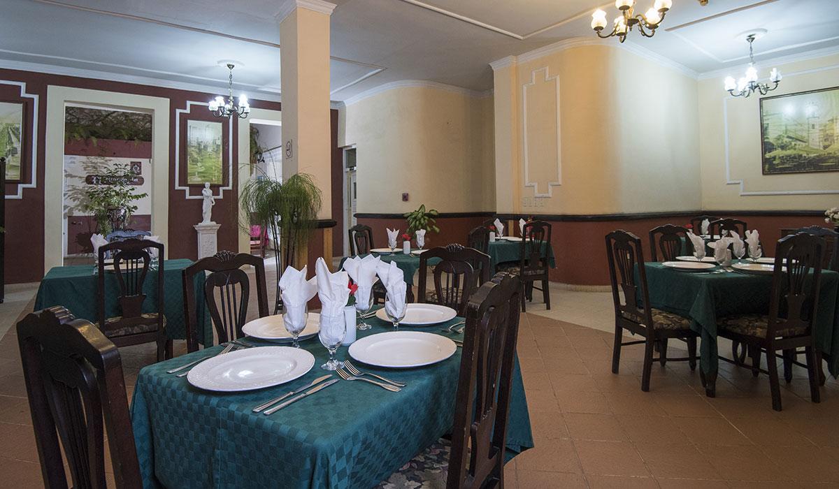 Hotel La Habanera - Restaurante