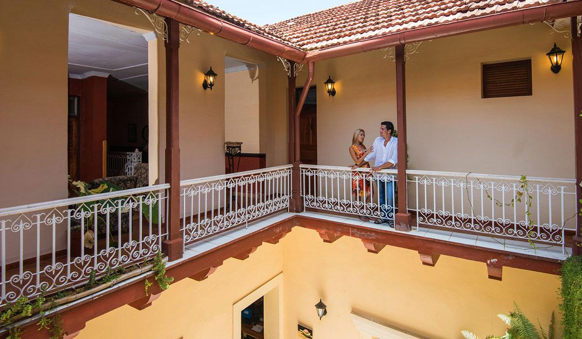 Hotel La Habanera - Balcón