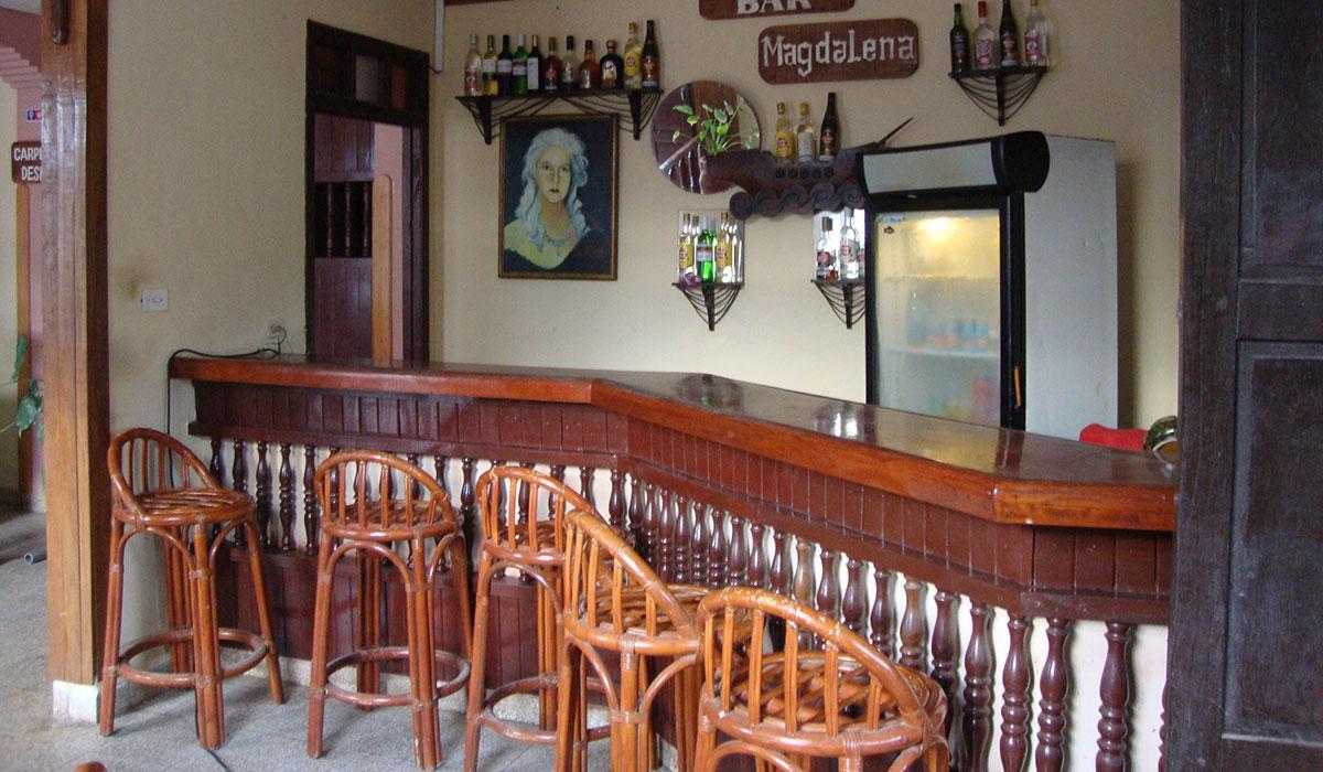 Hotel La Rusa - Bar
