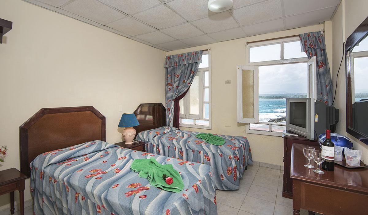 Hotel La Rusa - Room