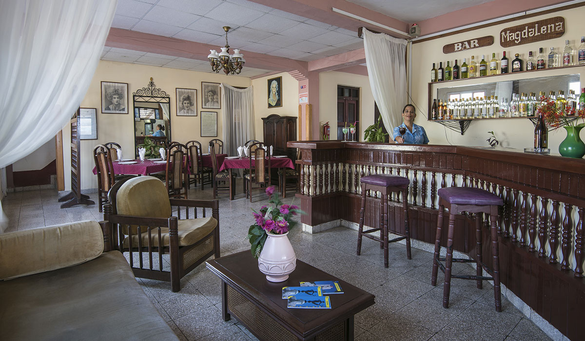 Hotel La Rusa - Restaurante