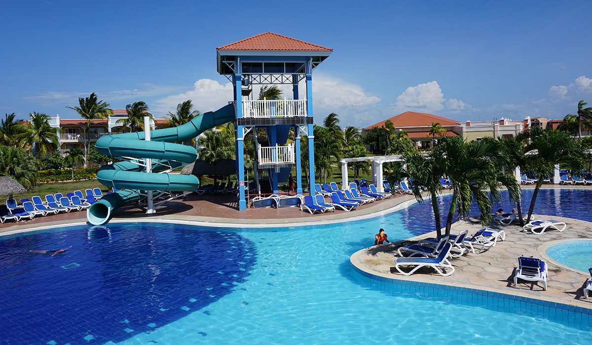 Hotel Memories Varadero Beach Resort - Piscina