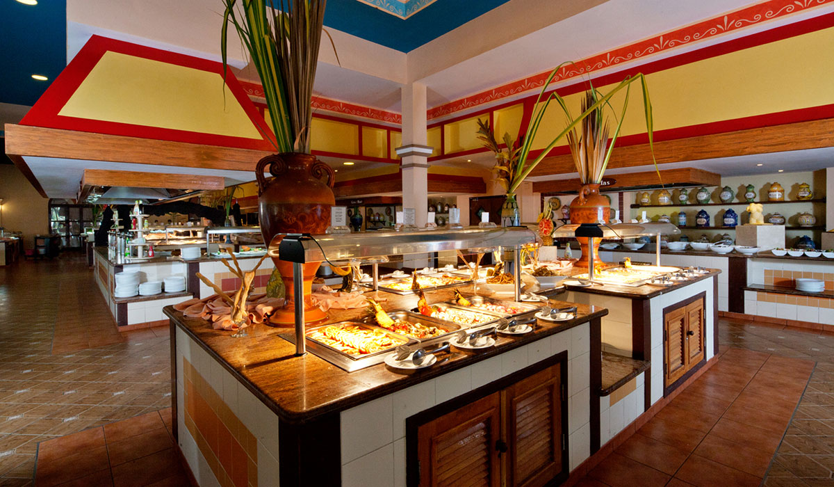 Hotel Memories Varadero Beach Resort - Buffet