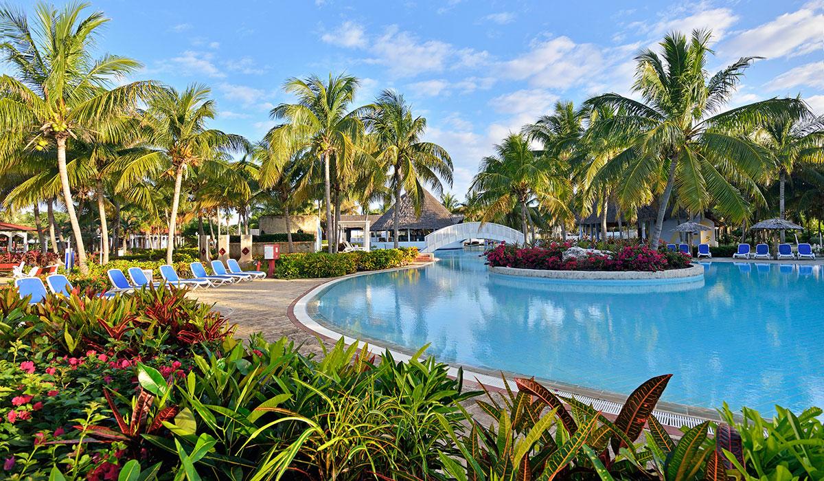 Hotel Sol Cayo Santa María - Pool