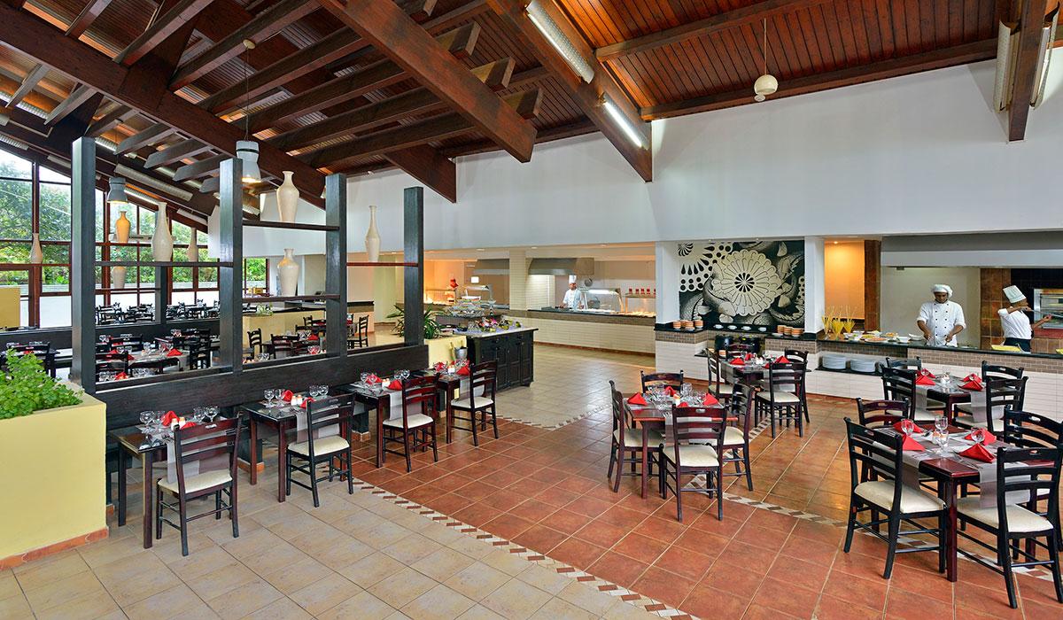 Hotel Sol Cayo Santa María - Restaurante