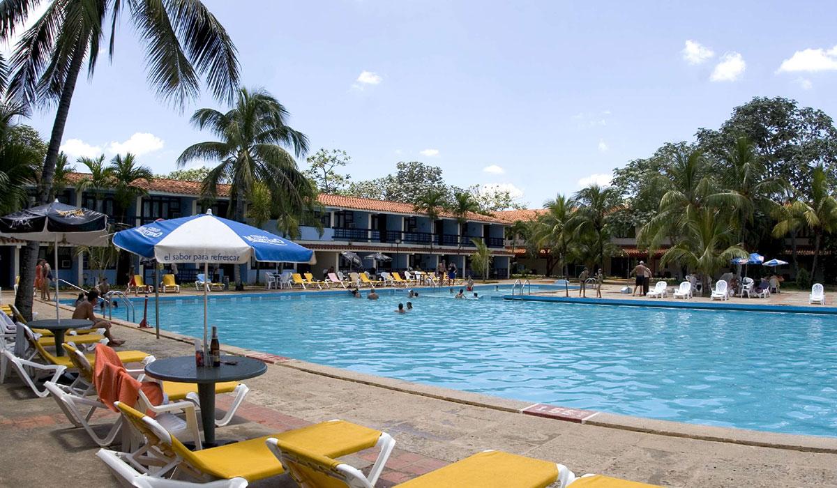Hotel Las Yagrumas - Pool