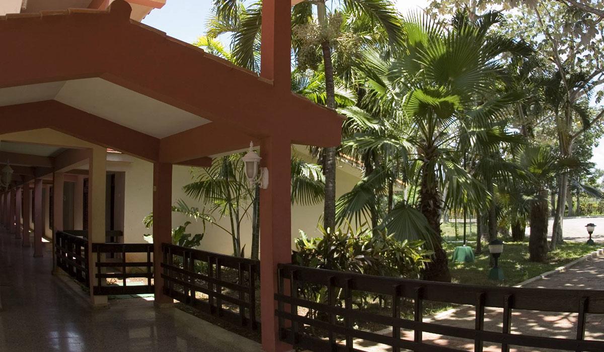 Hotel Las Yagrumas - Inner hotel