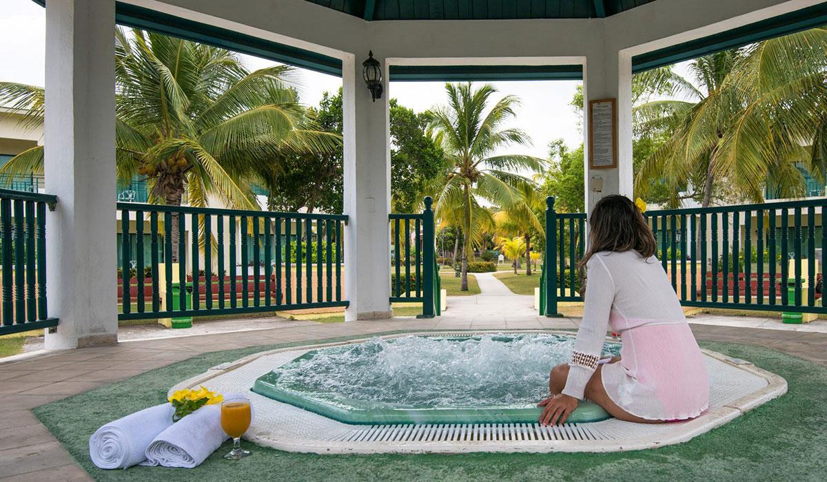 Hotel Playa Costa Verde - Jacuzzy