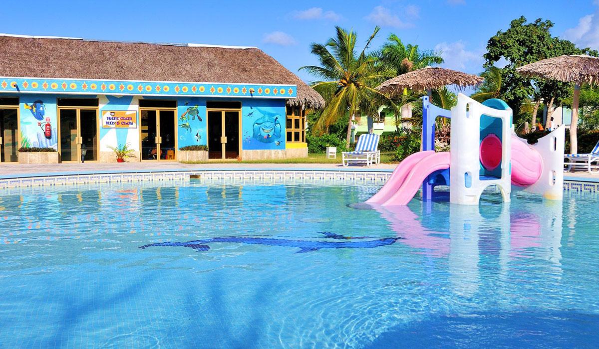 Hotel Playa Costa Verde - Miniclub