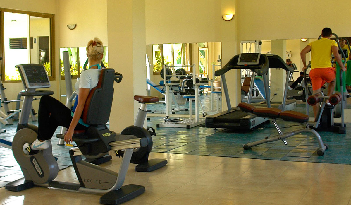 Hotel Playa Costa Verde - Fitness Center