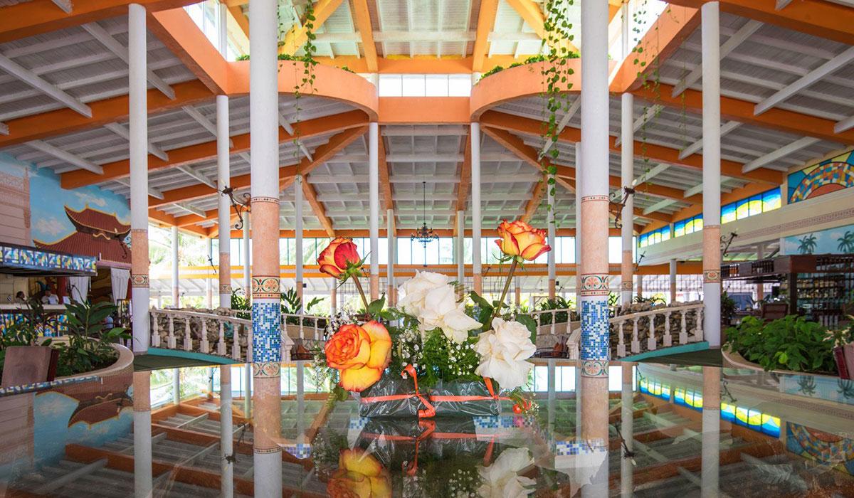 Hotel Playa Costa Verde - Lobby