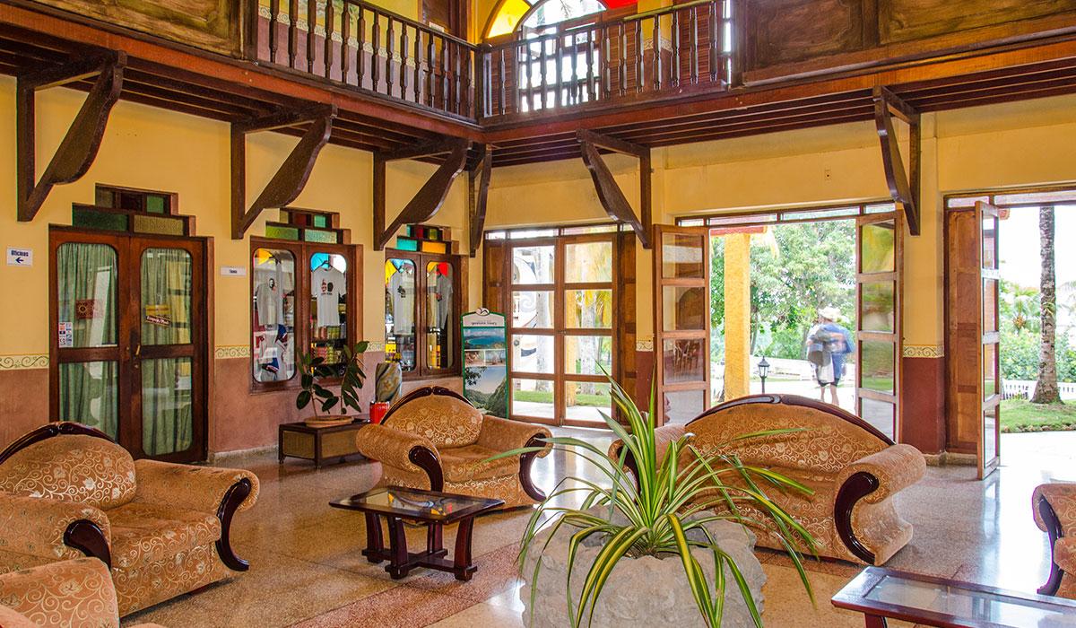 Hotel Porto Santo - Lobby